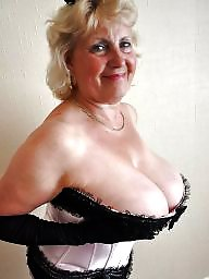 Granny, Granny boobs, Mature, Sexy granny, Grannies