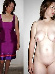 Dressed undressed, Mature tits, Undressed, Dress
