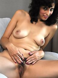 Mature hairy, Michelle