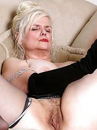 Granny stocking, Granny stockings, Grannys, Mature stockings, Mature boobs, Granny