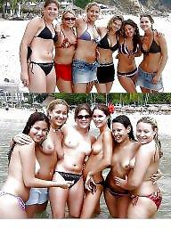 Beach boobs, Beach fuck, Beach