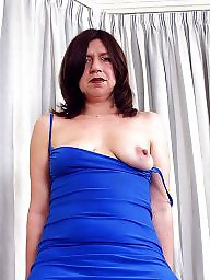 Mature nipples, Amber, Mature nipple