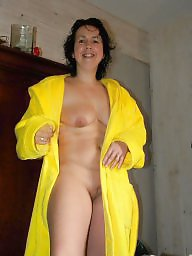 Mature hairy, Hairy mature, Shaved
