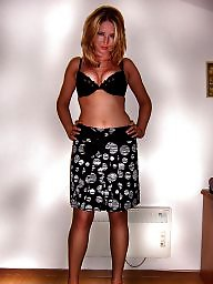 French, French milf, Set, Blonde milf, Pretty