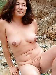 Mature outdoors, Outdoors, Public mature, Mature outdoor, Outdoor, Wives