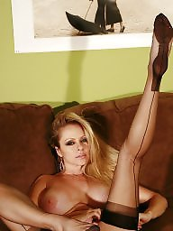 Feet, Milf feet, Nylons, Mature feet, Stocking milf, Milf nylon