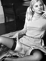 Vintage stockings, Vintage, Vintage porn