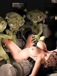 3d cartoons, 3d cartoon, Sex cartoons, Little, 3d monster, Monster