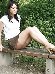 Pantyhose, Upskirt pantyhose, Upskirt mature, Pantyhose mature, Mature pantyhose, Mature stockings