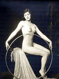 Vintage amateur, Vintage, Nude