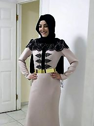 Muslim, Arab, Hijab, Turban