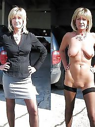milf dressed undressed @ smutty moms