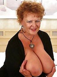 Older, Mature boobs, Mature women