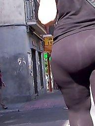 Lycra, Bbw ass, Black bbw, Black bbw ass