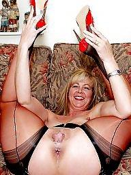 Nylon, Mature stockings