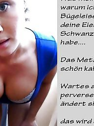 German captions, Femdom captions, Femdom caption, Teen femdom, Teen captions, Teen caption