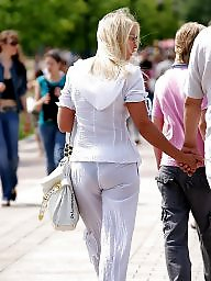See thru, Dress, Wives, Pants, Hidden cam, Hot pants