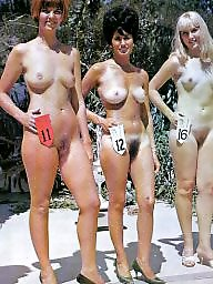 Vintage amateur, Naked, Naked group, Vintage