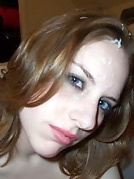 Facials, Amateur facial, Facial, Teen facial