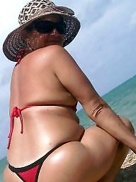 Thong, Thong beach, Beach ass, Bikini ass, Beach boobs, Beach