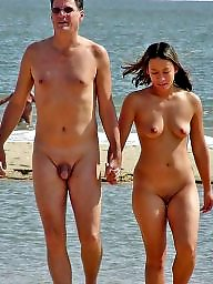 Amateur mature, Nudist
