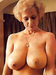 Vintage mature, Pat wynn, Vintage, Vintage tits