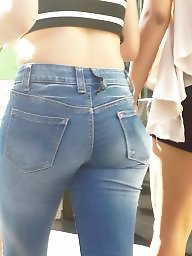 Jeans, Tight jeans, Jeans ass, Tight ass, Tight, Teen ass