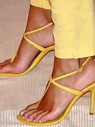 Feet, Heels, High heels