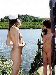 Running, Naked in public, Naked in nature, Naked amateur public, Naked amateur girl, Nake in public