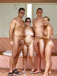 mature couples Amateur nudists