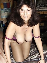 Hairy mature, Moms, Mom, Whore
