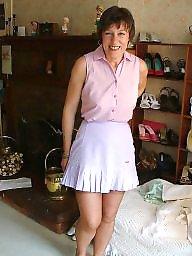 Mature stockings, Sara, Miss jones