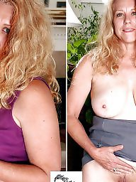 Undressed, Mature, Dressed undressed, Milf, Milfs, Matures