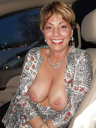Mature tits, Lady, Lady b, Ladies