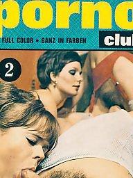 Vintage mature, Retro, Vintage, Vintage teen, Magazine, Magazines
