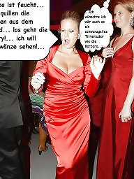 German celebs, German caption, Celebrity captions, German, German captions, Celebrity caption