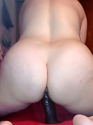 White ass, Big white ass, Big toys, Wife bbc, Big booty, Bbc wife