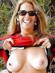 Cougar, Topless