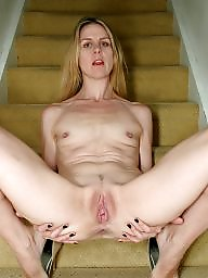 Blonde, X matures, X mature, The p, Wideness, Wide open mature