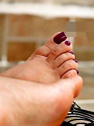 Milf feet, Feet, Mature feet, Feet mature