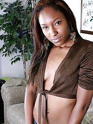 Ebony amateur, Exotic
