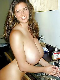 Mature big boobs, Work, Mother, Mature boobs
