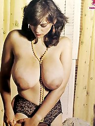 Vintage, Busty, Vintage boobs