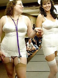 Mature girdle, Girdles