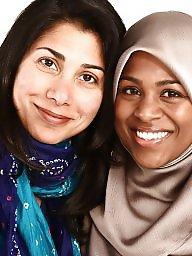 Muslim, Ebony cum, Face, Cum on face, Ebony, Cum face