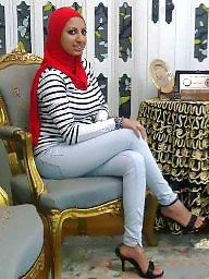 Hijab, Hijab feet