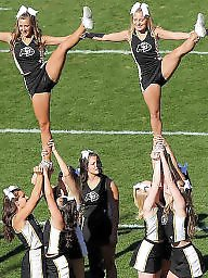 Upskirt, Cheer