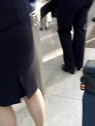 Amateur pantyhose, Stewardess, Pantyhose, Hostess