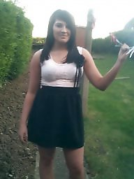 Teen chav, British, Chavs, Chav teen, Party, British teen