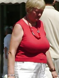 Granny big boobs, Busty granny, Clothed, Big granny, Mature, Granny